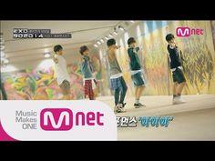 Mnet [EXO 902014] Ep.01 :  K-POP 차세대 주자 '루키즈'의 스페셜 무대, H.O.T. - 아이야!S.M.ROOKIES perform H.O.T's 'I Yah'