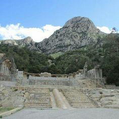 temple des eaux, zaghouan New Africa, Nigeria News, Temple, Mount Rushmore, Explore, Mountains, World, Travel, Viajes