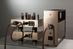Mono and Stereo High-End Audio Magazine: DALBY AUDIO DESIGN D7 ULTIMATE PREAMPLIFIER