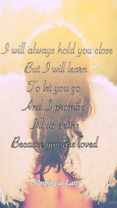 Light, beautiful song beautifully written