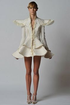 House of Worth Couture S/S – 2012