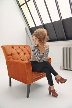 #fashion #chair #model