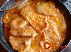 Rezne na cesnaku: Najlepšia marináda na prípravu bravčového, výborná na pečenie, smaženie aj grilovanie!