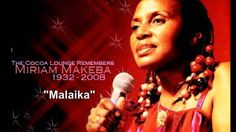 "MIRIAM MAKEBA - ""Malaika"" - Original 1974 single with Swahili and English Lyrics. {HD I can't believe I've never heard this! Gospel Music, Music Songs, My Music, Music Videos, Soul Music, Music Stuff, Miriam Makeba, Harry Belafonte, Soul Songs"