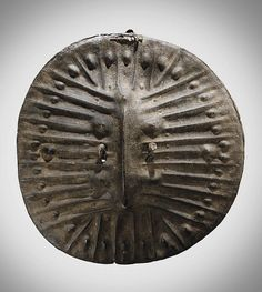 ARUSI SHIELD, ETHIOPIA, Height: 29½ in. (75 cm.), Christie's May 10, 2012, Lot 27