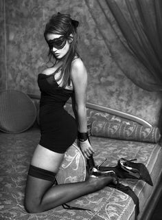 Erotic glamour milf