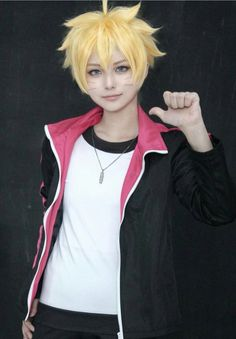 Boruto cosplay by syo seunghyo