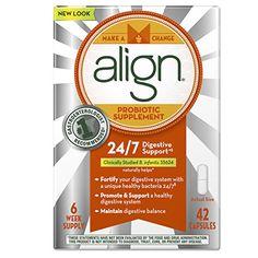 Align Probiotic Supplement 42 count