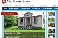 Site Provides Real Estate Guide for Tiny Home Movement