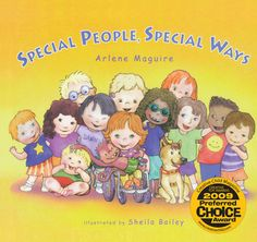 Special People, Special Ways - Arlene Maguire