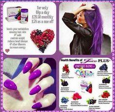 Go purple!💜