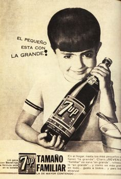 """7up!  I grew up with """"un pie aca y un pie alla"""", with one foot here and one foot there... History, Culture and Tradition; in keeping with my story http://www.amazon.com/With-Love-The-Argentina-Family/dp/1478205458"""