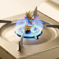 Miniature Art By Tatsuya Tanaka. Tatsuya Tanaka is a Japanese artist and Continue Reading and for more miniatures → View Website Miniature Photography, Toys Photography, Creative Photography, Anime Figures, Action Figures, Miniature Calendar, Manga Dragon, Tiny World, Dragon Ball Gt