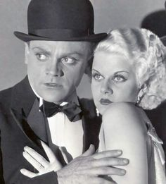 James Cagney & Jean Harlow in The Public Enemy (Wlliam Wellman, 1931)
