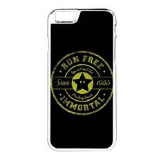 FR23-Star Run Free Immortal Since 1985 Logo Fit For Iphone 6 Plus Hardplastic Back Protector Framed White FR23 http://www.amazon.com/dp/B018FOGJT8/ref=cm_sw_r_pi_dp_v3-uwb1PD1HKK
