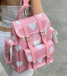 Cute Mini Backpacks, Trendy Backpacks, Girl Backpacks, Fashion Bags, Fashion Backpack, Backpack Bags, Lace Backpack, Mochila Kpop, Cute School Bags