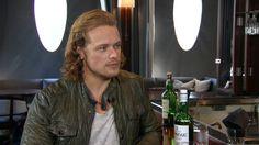 Basically, You Haven't Lived Until You've Gone Scotch Tasting With Outlander Star Sam Heughan | E! Online