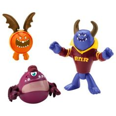 Imaginext® Disney•Pixar <I>Monsters University</I><BR/> Johnny, Chet & Omar | BrandsImaginext | Fisher Price