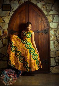 Yanai Fashion - wax - dashiki - african prints
