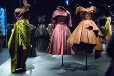"""""""Outstanding…a tour de force of masterworks."""" —The New York Times on """"CharlesJames: Beyond Fashion."""" #CharlesJames"""