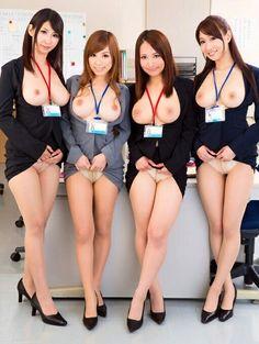 nude-japanese-girls-group-ass