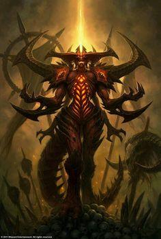 El mal supremo - diablo III