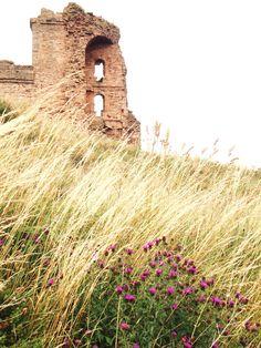 Tantallon Castle, Berwick, Scotland