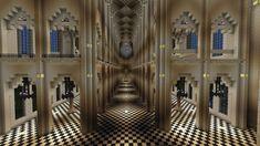 Notre-Dame de paris #Minecraft Minecraft, Room, Furniture, Home Decor, Bedroom, Decoration Home, Room Decor, Rooms, Home Furnishings