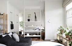Designer Hacks for Small Space Living