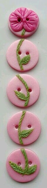 bottoni rosa