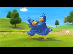 WordWorld - Rocket to the Moon/The Birds - YouTube