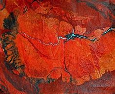 DISCOVERY IN RED by Ingrid E. Albrecht