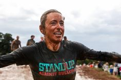 Dr Fiona Phillips, partner of Carisbrooke Dental Practice, has been a keen supporter of Ben's Foundation and recently took part in an extreme running event 'The Wolf Run' to raise money and awareness for the foundation. As part of the Wolf Run, Fiona tackled 10Km of the toughest mud runs, trail runs and obstacle runs across woodland, thick mud and open ground. Fiona is hoping to take part in another Wolf Run this year to further raise funds and awareness for the StandUp foundation.