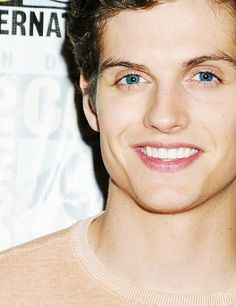 Daniel Sharman is so cute! He's 100% without a doubt my favorite character