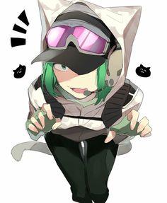 Ela   R6S Anime