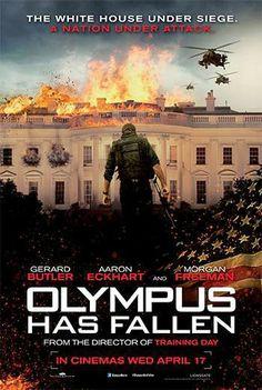 Movie Night! - Los Caídos del Olimpo - Random & Awesome Blog Muy buena película!