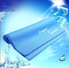 ➡Sports Cooling Towel  ➡http://buff.ly/28Uhnib 🔥🔥Use code: COOL1622 for $4 🔥🔥