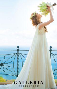 ギャレリアコレクション No.06-0042 | ウエディングドレス選びならBeauty Bride(ビューティーブライド)