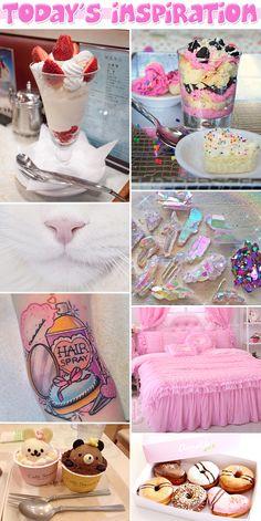 #inspiration #inspo #pink #cute #sweet