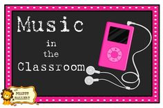Incorporate music into your classroom lessons with some of these fun ideas that work really well with upper elementary and middle school students!