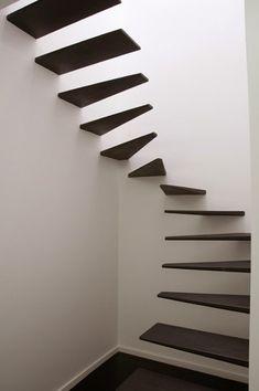 Amaral Loft Stairs by feedback-studio