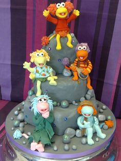 Fragle Rock - By Richard's Cakes