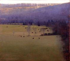 Tennessee Landscape - Giclee Print by Michael Workman #michaelworkman #brownstoneart #workmanprints #art #interiordesign