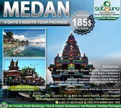 Satguru Indonesia - Travel Management Company, 8 : Hello travelers, mau berwisata  ke Medan bersama kami menuju lokasi Pulau Samosir,  Parapat, Berastagi dan Desa Huta Tinggi dengan harga terjangkau dan kenyamanan bersama keluarga? 👉Pesan sekarang juga! Dan dapatkan bonus sauvenir Ulos Batak. *harga sewaktu-waktu bisa berubah. -------------------------- 💳Dapatkan diskon dan promo khusus lainnya di bulan ini. -------------------------- 🏠Hubungi kami atau kunjungi: 📍Kuningan City - Level 2…