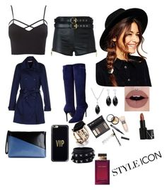 """Harry's Girl"" by alinesantos16 ❤ liked on Polyvore featuring Charlotte Russe, Giuseppe Zanotti, Stuart Weitzman, Marni, ASOS, SH Collection, Casetify, Valentino, Borghese and Dolce&Gabbana"