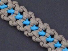 How to Tie the T-Virus Sinnet Bracelet by TIAT. #ParacordBraceletHQ