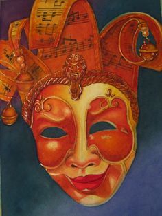 Who are we underneath?  What story did we create that created the mask that we wear?