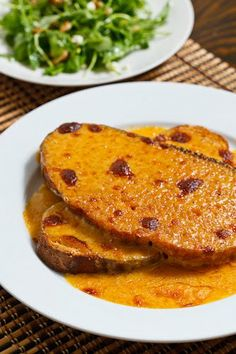 Welsh Rarebit - I think this is similar to the cheese fondue they had at the Nutcracker! I'm making it on Sunday!