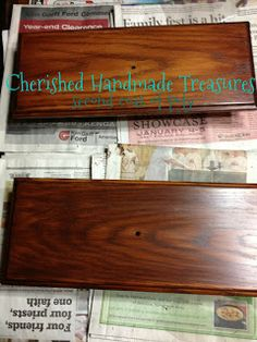 Inspirational General Finishes Brown Mahogany On Oak