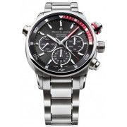 Maurice Lacroix Pontos S Red Chronograph Watch PT6018-SS002-330